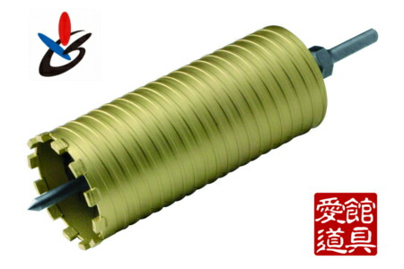 サンコーテクノ LD-110mm オールコアドリル L150シリーズ ストレート軸
