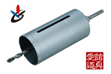 サンコーテクノ LS-100-SDS オールコアドリル L150シリーズ SDS-plus軸