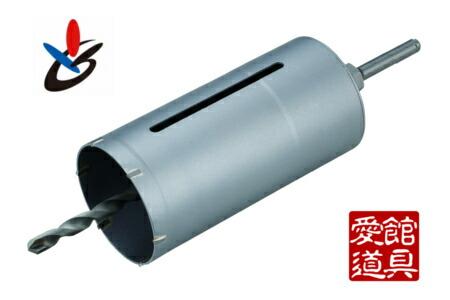 サンコーテクノ LS-110mm オールコアドリル L150シリーズ ストレート軸