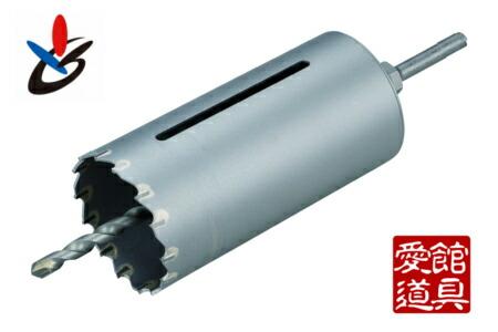 サンコーテクノ LV-180 オールコアドリル L150シリーズ 口径180mm(モルタル用) ストレート軸