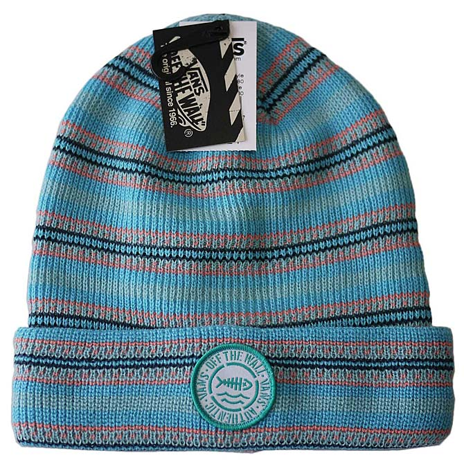 37ddfe9b15d  Model  VANS HIGH TIDE BEANIE VN-0S4N86R  Color  BLUE NORSE  Material  100%  acrylic