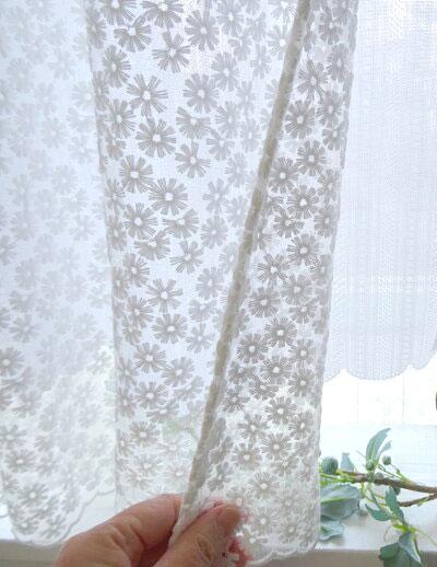 2重の生地使いが 新しい 絶対かわいい 自信の1枚です 送料無料 遮熱出来る 2重 日よけ 縦約 売れ筋ランキング 60cm小窓用 セミロング 日除け 使い勝手の良い カフェカーテン