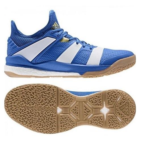 アディダス ハンドボールシューズ STABIL X adidas(G26422)メンズ