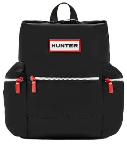 ハンター HUNTER オリジナル トップクリップ ミニバックパック ブラック 国内正規品(UBB6018ACD)
