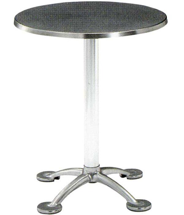 パリス600 メタルテーブル【送料無料】【同梱不可】【店頭受取対応商品】