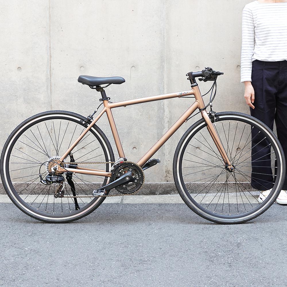 TRAILER 700Cアルミクロスバイク 21段変速 TR-C7005 【自転車】「阪和hanwa」「送料無料」