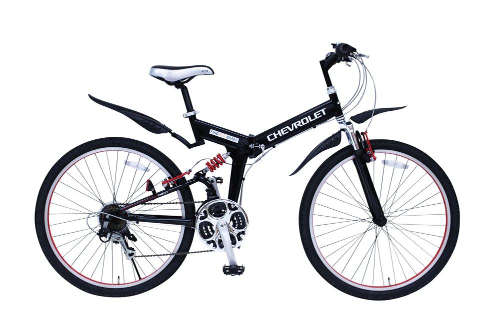CHEVROLET WサスFD-MTB26 MG-CV2618E[シボレー 自転車][ミムゴ MIMUGO][激安自転車 通販]