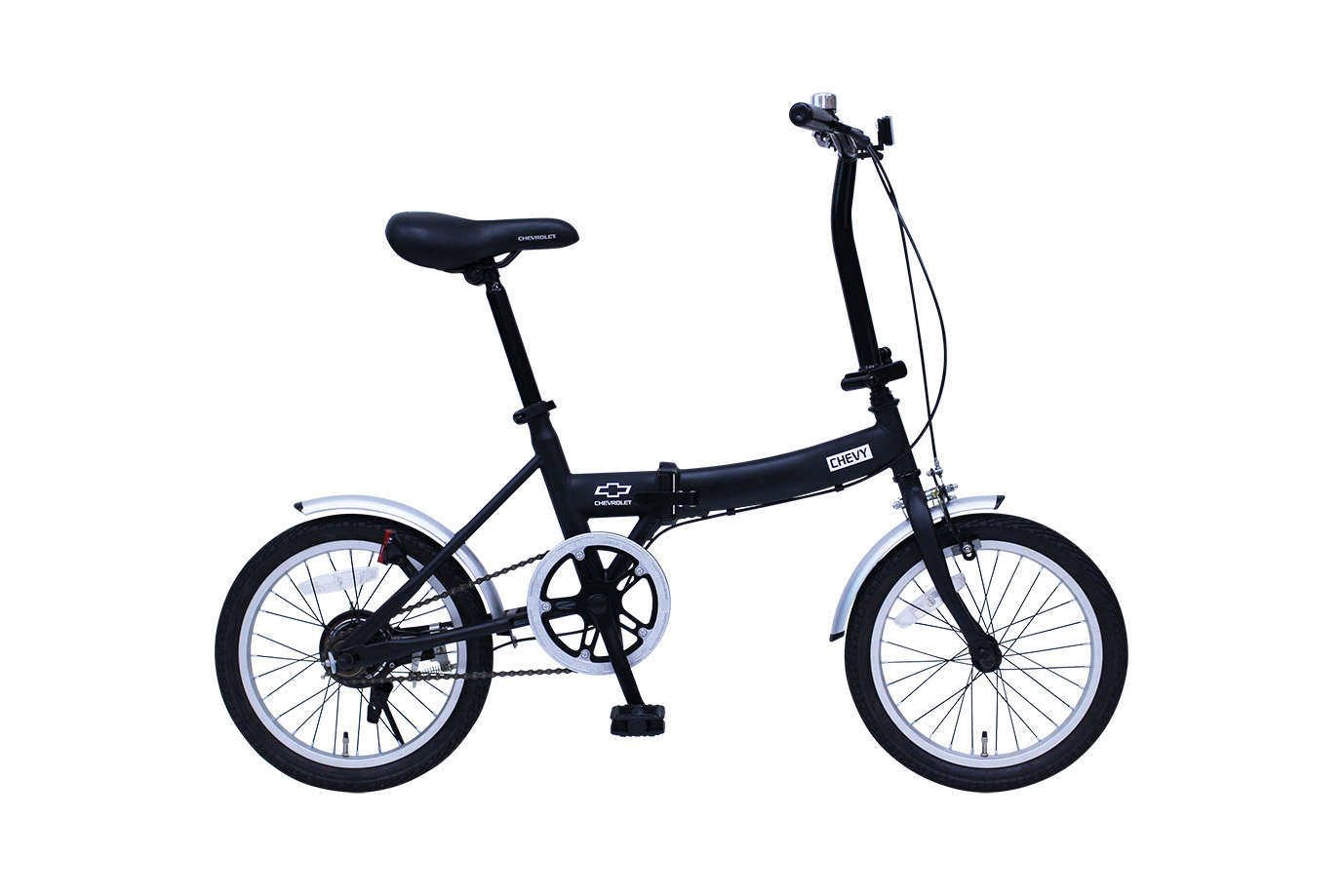 CHEVROLET CHEVROLET シボレー 16インチ折畳自転車(ブラック) 通販]2019Feb MG-CV16G[ミムゴ MIMUGO][激安自転車 MG-CV16G[ミムゴ 通販]2019Feb, アウトレットファニチャー:e46a497e --- pricklybaymarina.com