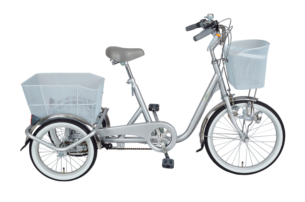 SWING CHARLIE 三輪自転車 MG-TRE20E[3輪自転車][ミムゴ MIMUGO][激安自転車 通販]05P27May16