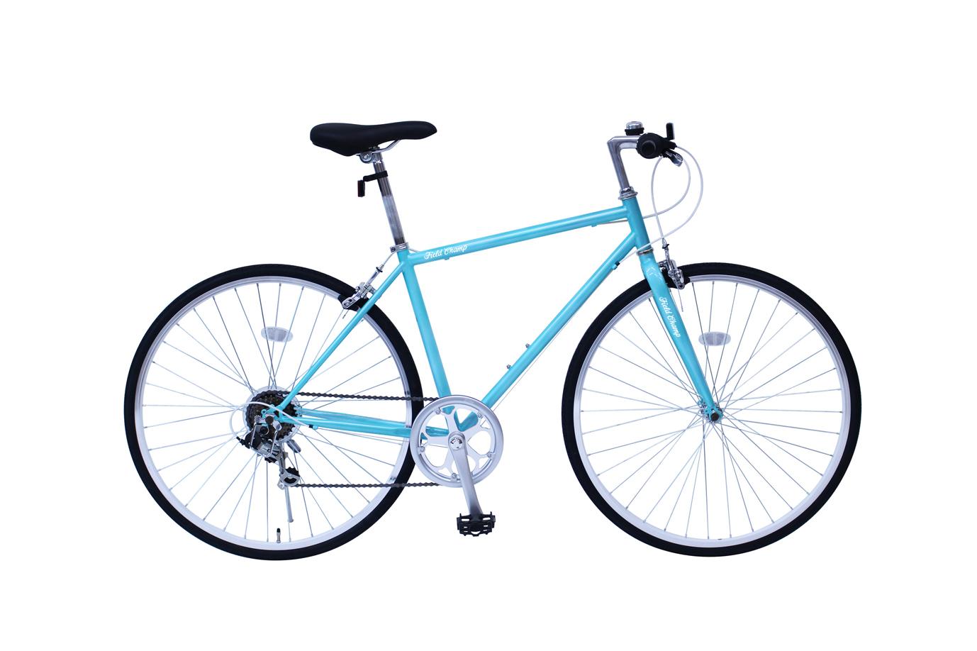 FIELD CHAMP 700Cクロスバイク6段ギア ブルー MG-FCP700CF-BL[フィールドチャンプ 自転車][ミムゴ MIMUGO][激安自転車 通販]05P27May16