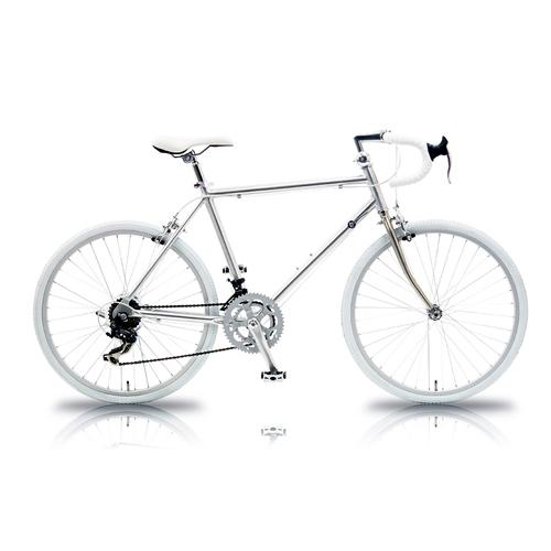 TRAILER 24インチアルミロードバイク 14段変速 TR-R2401 【自転車】「阪和hanwa」「送料無料」