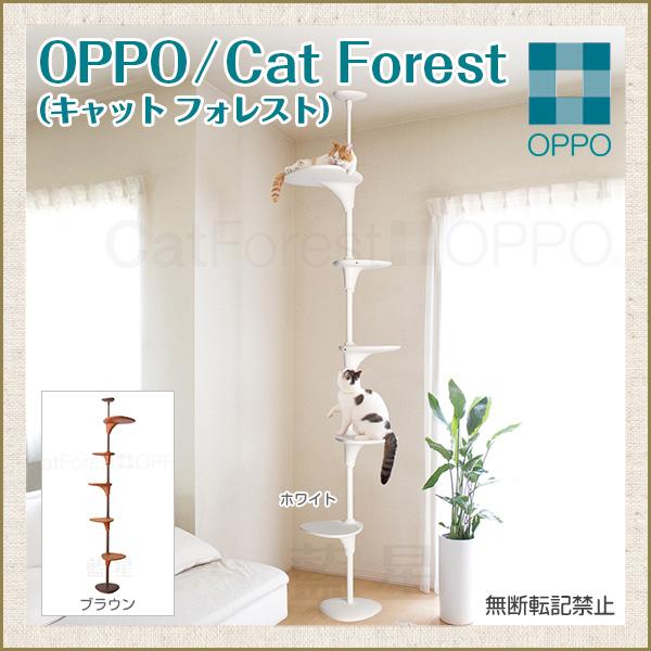 OPPO オッポ キャットフォレスト CatForest