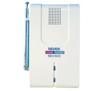 リーベックス REV120 送料無料 抜群の飛距離 ワイヤレスチャイム 防犯グッズ 呼び出し押しボタン+携帯受信チャイム 代引手料無料 REV120 ホームガード