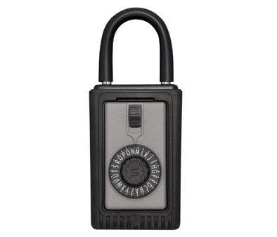 キーボックス カギ番人 C3 ダイヤル南京錠型 送料無料 鍵番人 カギ保管 鍵保管