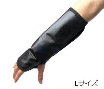 防刃・穿刺対応プロテクティブ スリーブプラス Lサイズ 代引手料無料 送料無料 タートルスキン 護身グッズ