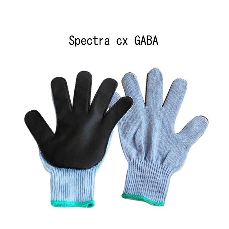 スペクトラCX GABA(ギャバ)突刺防止手袋CX-9F 送料無料 耐切創 突刺し 安全用品
