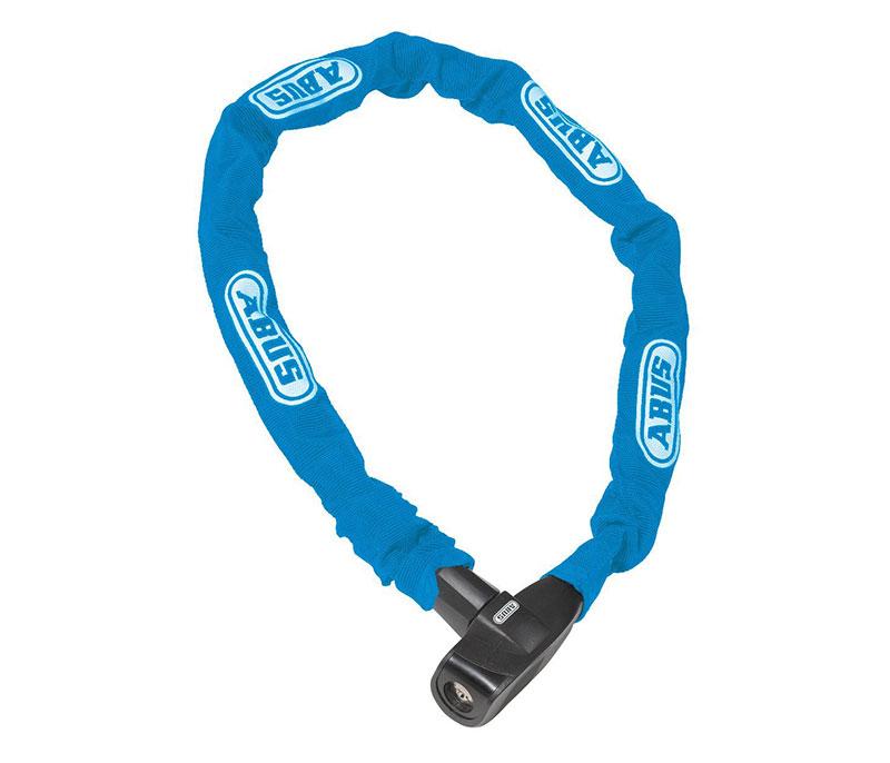 ABUS(アバス)チェーンロック Catena 685/75 Shadow ブルー 送料無料 自転車 バイク アブス 防犯グッズ