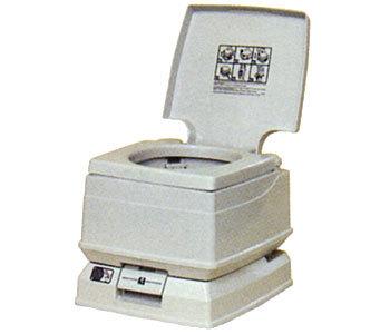 仮設ポータブル水洗トイレ P8L 代引手料無料 送料無料 仮設トイレ 仮設関連 クリーン用品 安全用品