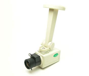本格的ダミーカメラ ITD-1719 代引手料無料 送料無料 ダミーレンズ 威嚇 防犯カメラ 防犯カメラ