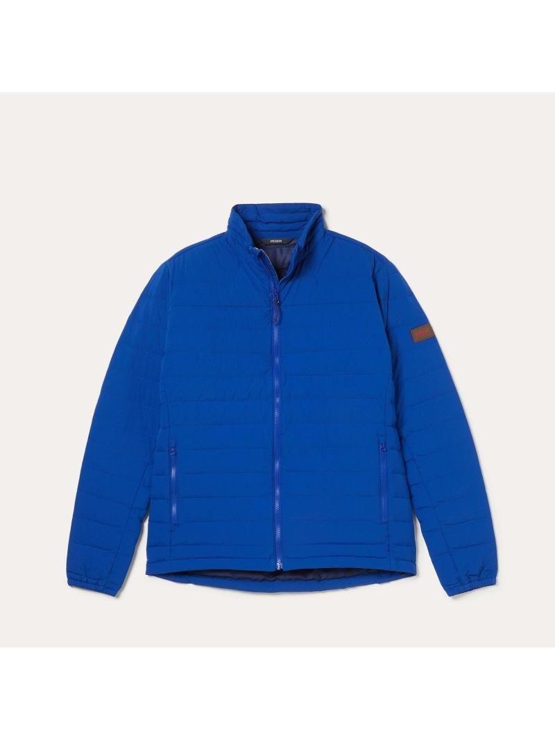 AIGLE メンズ コート ジャケット エーグル Rakuten Fashion SALE WRライトダウンジャケット RBA_E ダウンジャケット おしゃれ 50%OFF ブルー 《週末限定タイムセール》 送料無料 レッド