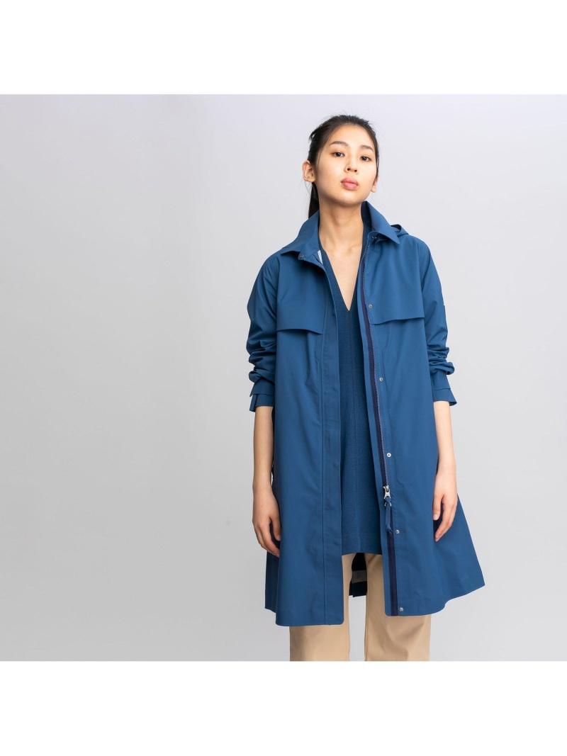 AIGLE レディース コート ジャケット エーグル 透湿防水 3レイヤー アーバン ステンカラーコート 送料無料 ピンク ベージュ ライディングコート ブルー Rakuten 正規激安 Fashion 数量は多