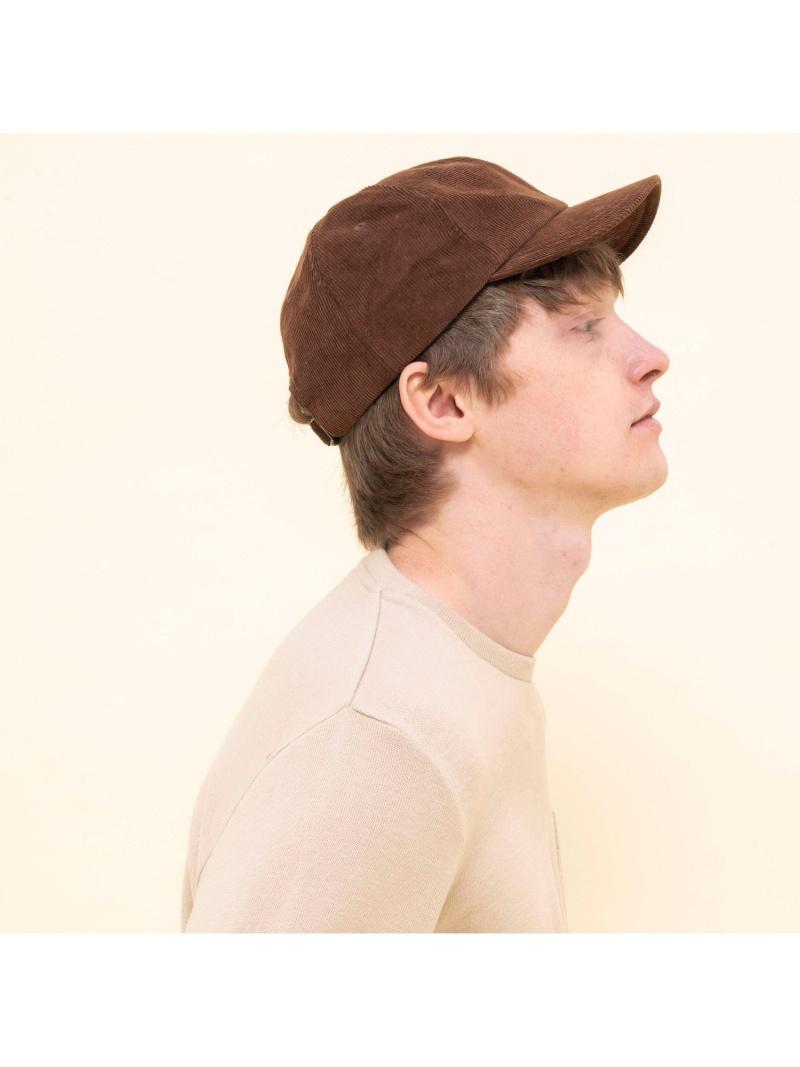 AIGLE ユニセックス 帽子 ヘア小物 エーグル Rakuten Fashion PEVTON 期間限定お試し価格 CORDUROY グレー 品質検査済 送料無料 キャップ ブラウン CAP