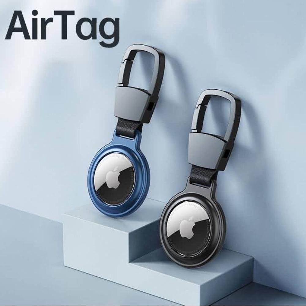 AirTag マグネット式メタルケース Apple マグネットカバー メタル アップル エアタグ キーホルダー アクセサリー 全6 紛失防止 衝撃吸収 日本産 アルミニウム製 激安格安割引情報満載 マグネットで簡単装着 Airtag