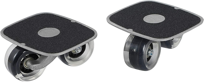 安い 激安 プチプラ オンラインショッピング 高品質 新感覚 全ての要素をひとつに凝縮した新感覚のフリースタイルドリフトボードです ドリフトスケート ミニ スケボー ローラースケート 分体式 スケートボード クリアブラック