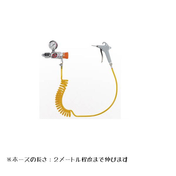 ヘリウムガス用ガンタイプ注入器