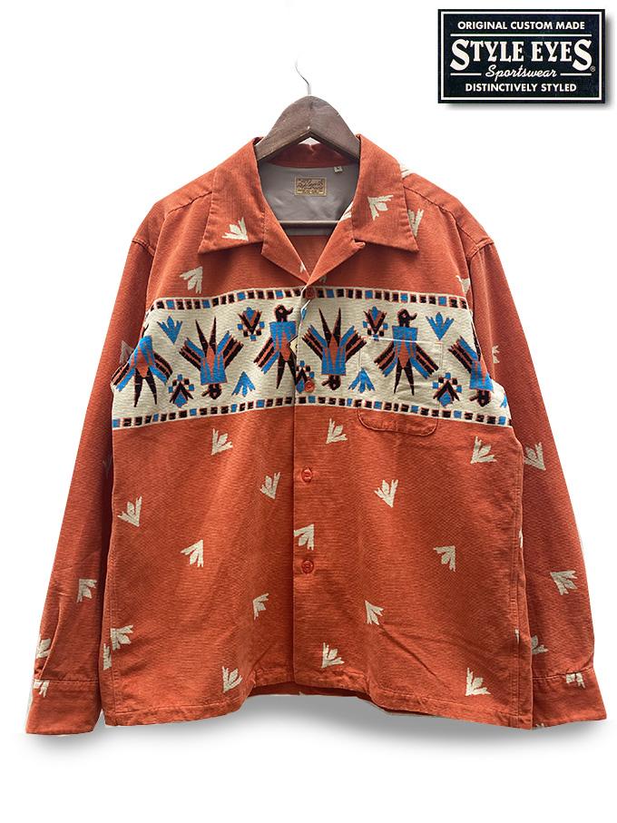 図柄の中でも特に人気の高いサンダーバード柄のスポーツシャツ STYLE 期間限定お試し価格 開催中 EYES スタイルアイズ