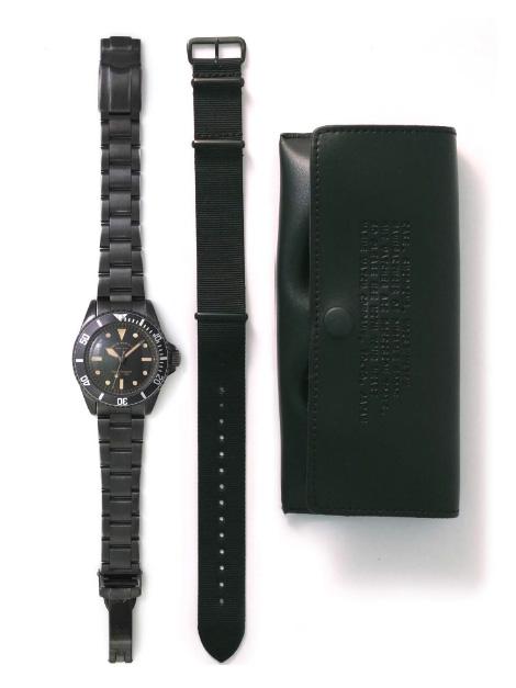 VAGUE WATCH(ヴァーグウォッチ) BLK SUB/BS-L-001-SB