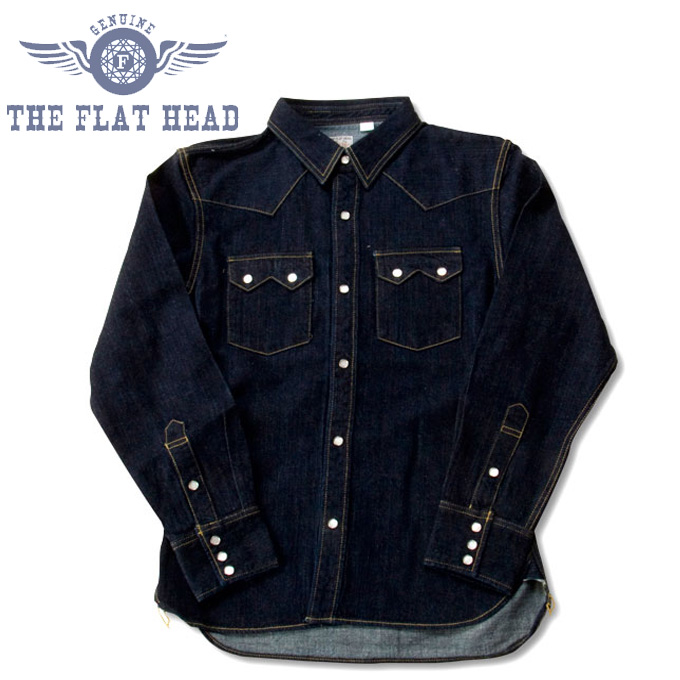 a997cdad781 12 oz DENIM WESTERN SHIRT and denim Western shirt 7002 W 50   classic denim  shirt s deterioration in confidence