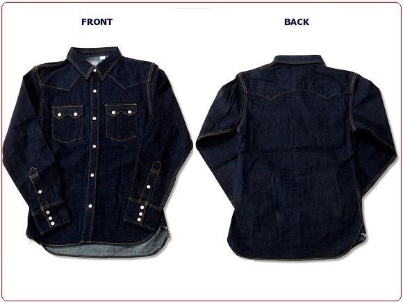 12 oz DENIM WESTERN SHIRT and denim Western shirt 7002 W 50 ' classic denim shirt s deterioration in confidence