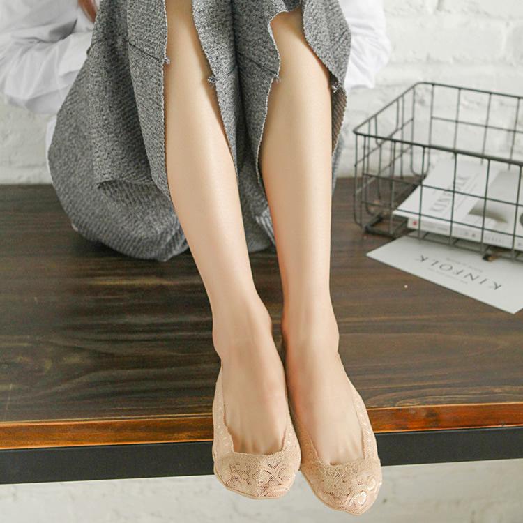 难以掉下来!难以用脚罩比赛型宽度橡胶挪位! 作为透气性/舒适穿,是感觉! 有22.0-24.5cm对应短袜比赛脚罩伸展女用浅口无扣无带皮鞋覆盖物叔父短袜硅带子防滑物