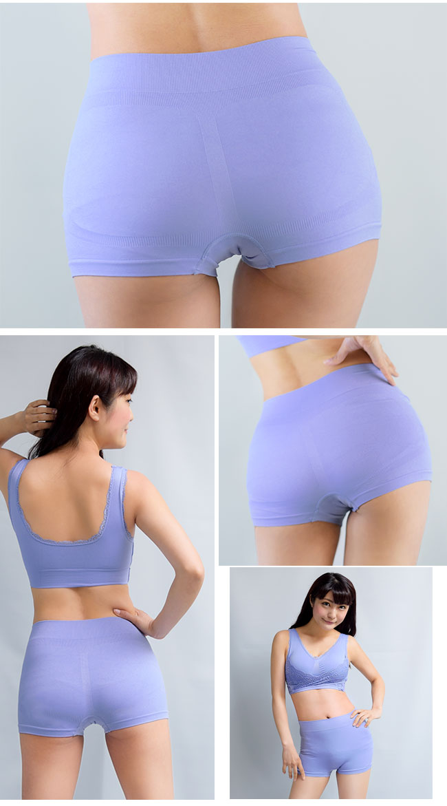 AIKIMANIA  It is underwear suite box shorts relaxation one piece of ... e386efb5c