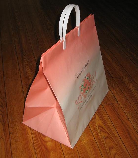 1枚よりご購入頂けます 引出物やその他祝いにご利用下さい 結婚式 引き出物 紙袋 ブライダルバッグ バーゲンセール ブーケS 新作 大人気 手提げ袋 のし包装対応不可 ギフトサービス充実 寿バッグ