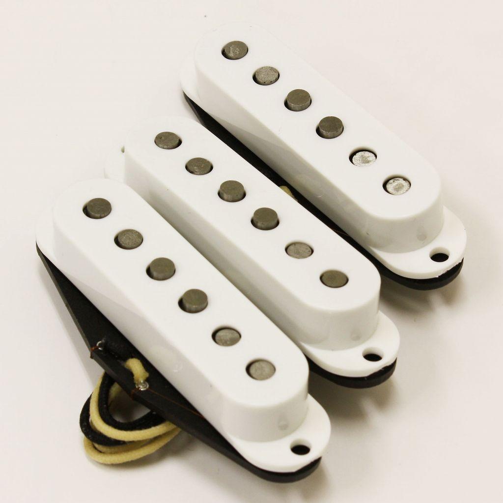 【送料込】KLEIN PICKUPS/クライン・ピックアップ 1963 Epic Series Stratocaster Pickups (Alnico5) エレキギター用 ピックアップ【smtb-TK】