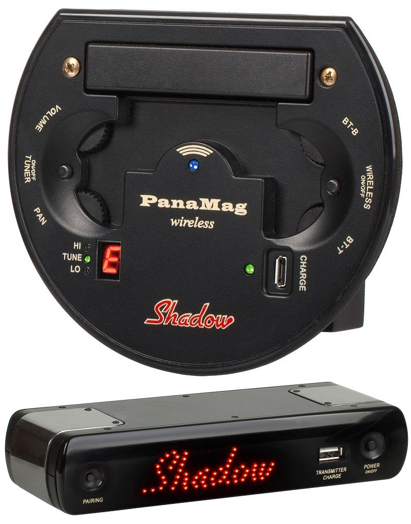【送料込】Shadow/シャドウ SH PMG-W NanoMagピックアップ採用 PanaMAG Wireless 一体型ワイヤレス【smtb-TK】