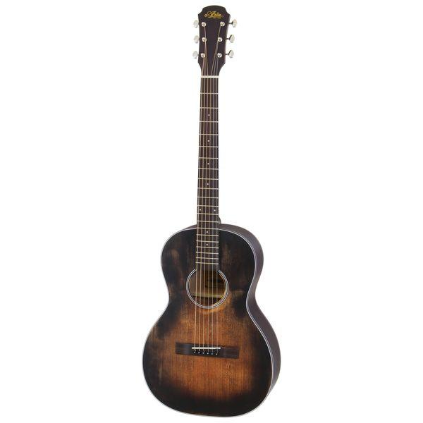 【送料込】【ソフトケース付】ARIA アリア Aria-131DP/MUBR Muddy Brown マット塗装 パーラータイプ アコースティックギター【smtb-TK】