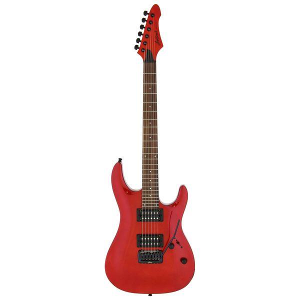 【送料込】AriaProII アリアプロツー MAC-360 CA(Candy Apple Red) エレキギター【smtb-TK】