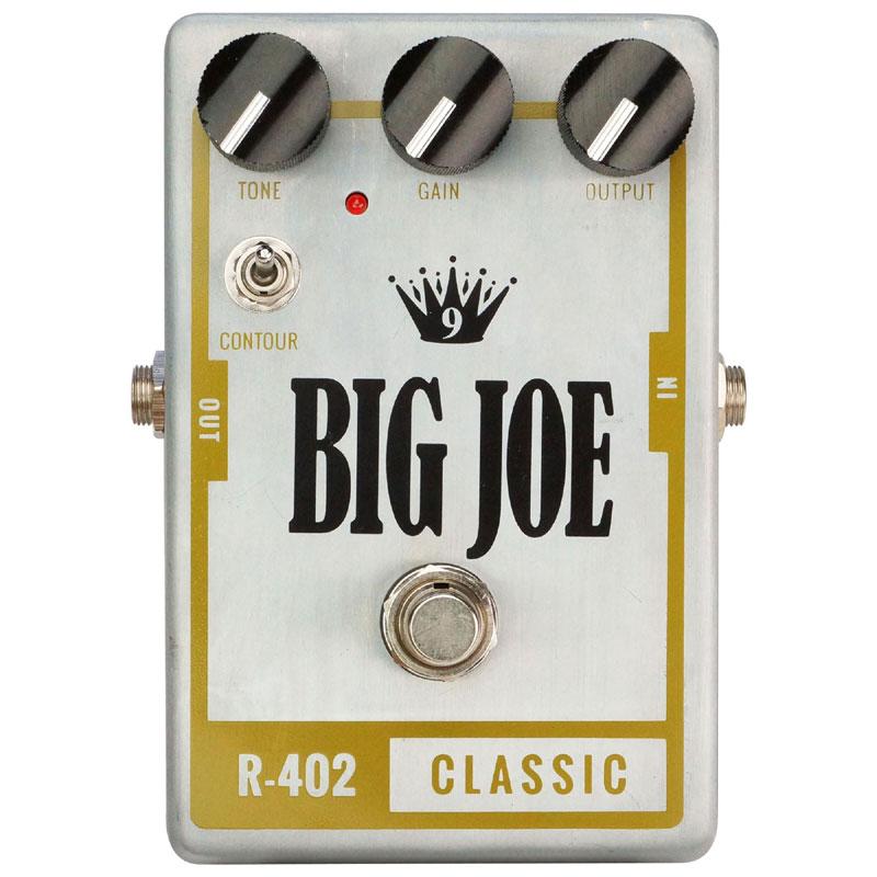 【送料込】BIG JOE/ビッグジョー R-402 CLASSIC オーバードライブ/ディストーション【smtb-TK】