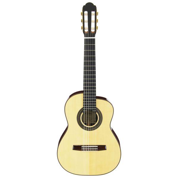 【送料込】【ケース付】ARIA アリア A-50A-S アルトギター クラシックギター【smtb-TK】