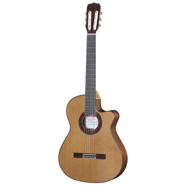 【送料込】【セミハードケース付】Jose Ramirez ホセラミレス CUT 2 Estudio Model クラシックギター 【smtb-TK】