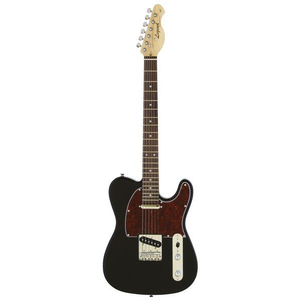 【送料込】【ケース付】Legend レジェンド LTE-Z TT/BK Black エレキギター 【smtb-TK】