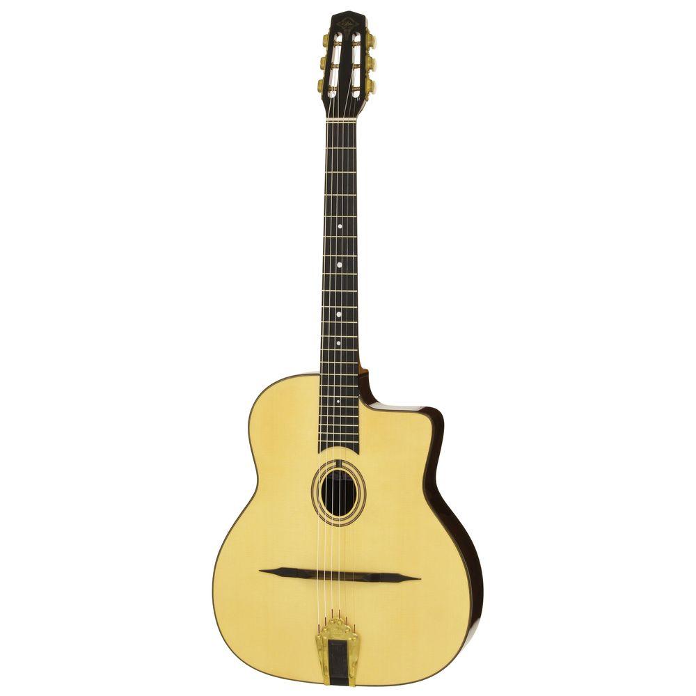 <title>送料込 ハードケース付 ARIA アリア MM-100 信用 O Natural Gloss マカフェリ スタイル アコースティックギター Oval-hole smtb-TK</title>