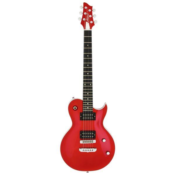 【送料込】【ギグバッグ付】AriaProII アリアプロツー PE-EVOLUTION CA Candy Apple Red エレキギター【smtb-TK】