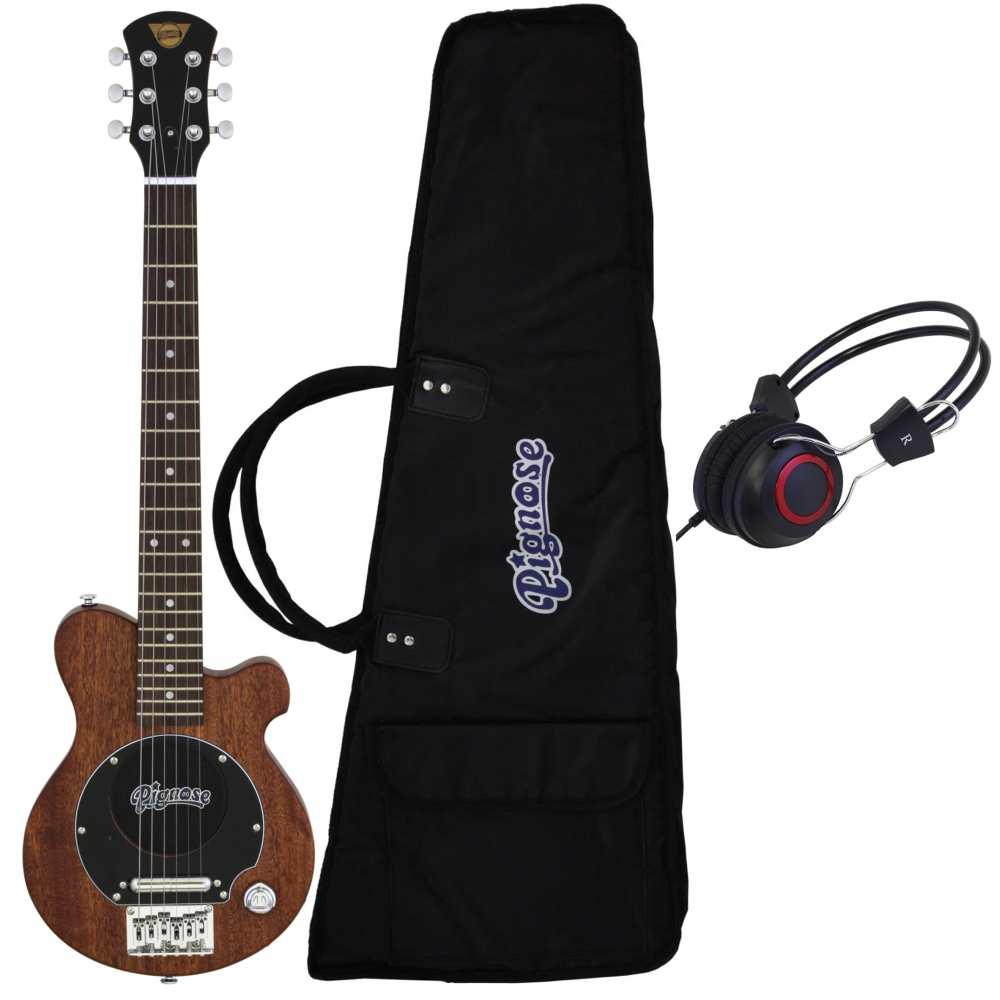【送料込】【ヘッドホン付】Pignose ピグノーズ PGG-200MH アンプ内蔵ギター 【smtb-TK】
