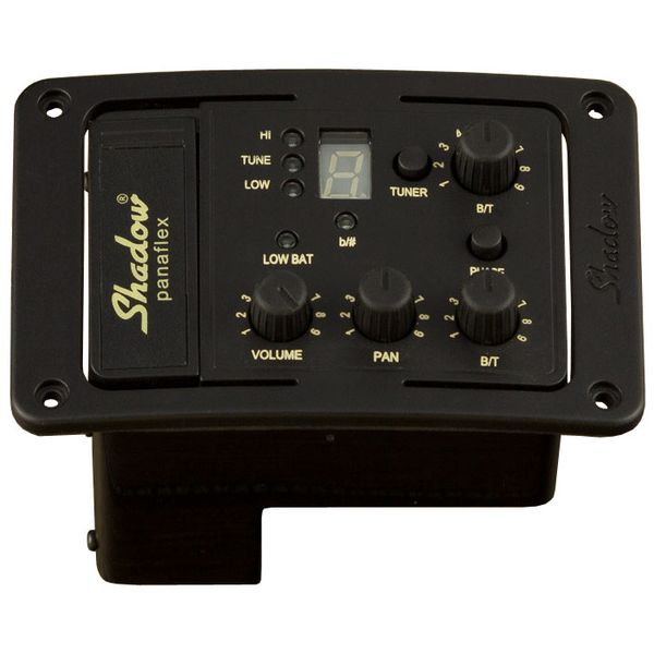 【送料込】Shadow シャドウ SH 4012 C クラシックギター用ステレオプリアンプ w/ パナフレックスピックアップ【smtb-TK】