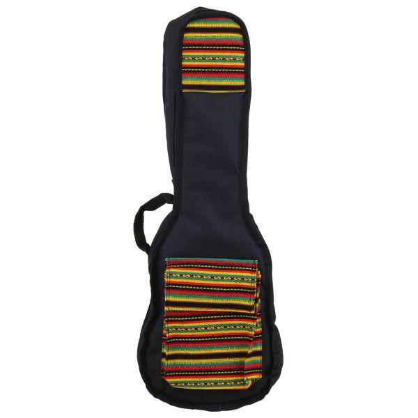【送料込】Pete Schmidt ピートシュミット UK-201-6 Accented Peruvian Cloth - Reggae Inca ぺルビアン・ファブリック使用 コンサートウクレレ用バッグ【smtb-TK】