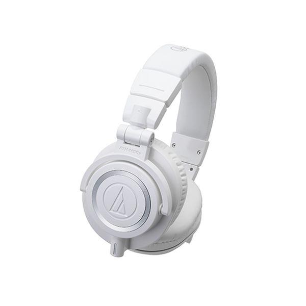 【送料込】audio-technica オーディオテクニカ ATH-M50xWH プロフェッショナル・モニター・ヘッドホン【smtb-TK】